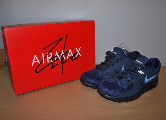 new product ec803 fc9c9 Nike Air Max Zero 0 QS Binary Blue   Obsidian - Blue Fox 789695-400