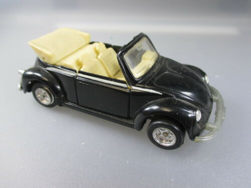 1:36 Scale made in China metall MC Toy: VW Käfer 1303  Cabriolet SSK42