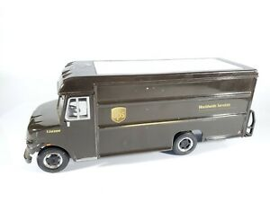 UPS-1-30-Scale-Diecast-Delivery-Truck-Promo-1997-Company-Promo-Truck