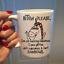 Bitch-Please-I-039-m-so-F-amp-cking-Fabulous-Rainbows-Unicorn-Funny-Coffee-Mug miniatuur 1