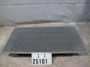 (50 €/m²) 16 Pièce Press Fhwa Profilrost Rouille Laufrost Industrierost #25101-afficher Le Titre D'origine