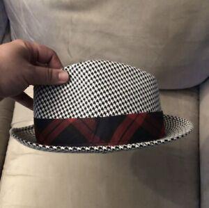 e41b675571e15f Genuine Panama Hat Sz 7 1/4 Natural Christys' London Handwoven ...