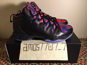reputable site c76c7 176c3 Image is loading Nike-Air-Jordan-Melo-M10-YOTH-Year-Of-
