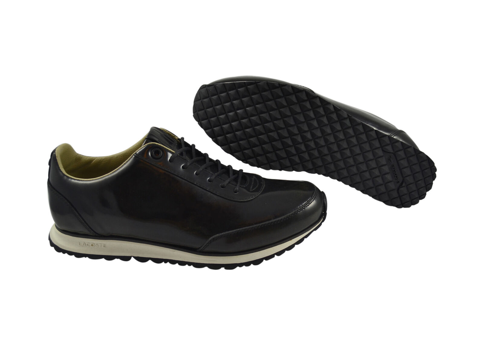 Lacoste Helaine Runner 3 SRW dark grey black Schuhe Sneaker Sale