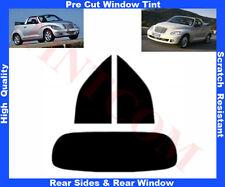 Pre-Cut Window Tint Chrysler PT Cruizer 04-10 Rear Window&Rear Sides Any Shade