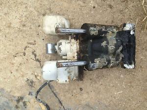 Details About 115 Hp Johnson Evinrude Outboard Power Trim Tilt Assembly