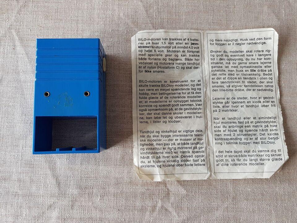 Lego andet, Bilo Toy