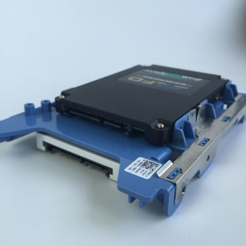 "Dell Optiplex//Precision 3.5/"" to 2.5/"" Hard Drive HDD SSD Conversion Caddy R494D"