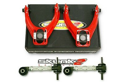SKUNK2 Front+Rear Camber Kit Tuner 96-00 Honda Civic EK
