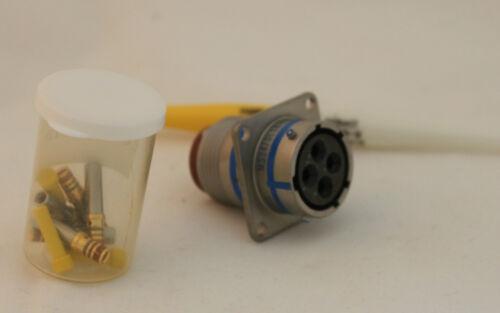 DEUTSCH MS3470L14-4P Nouveau sortir d/'une Boîte Lot DT Kit Série 18 pin chaque GA Connecteur