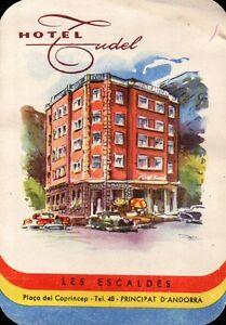 ETIKETT-VOM-KOFFER-LABEL-034-HOTEL-TUDEL-034-LES-ESCALDES-ANDORRA-C8-287