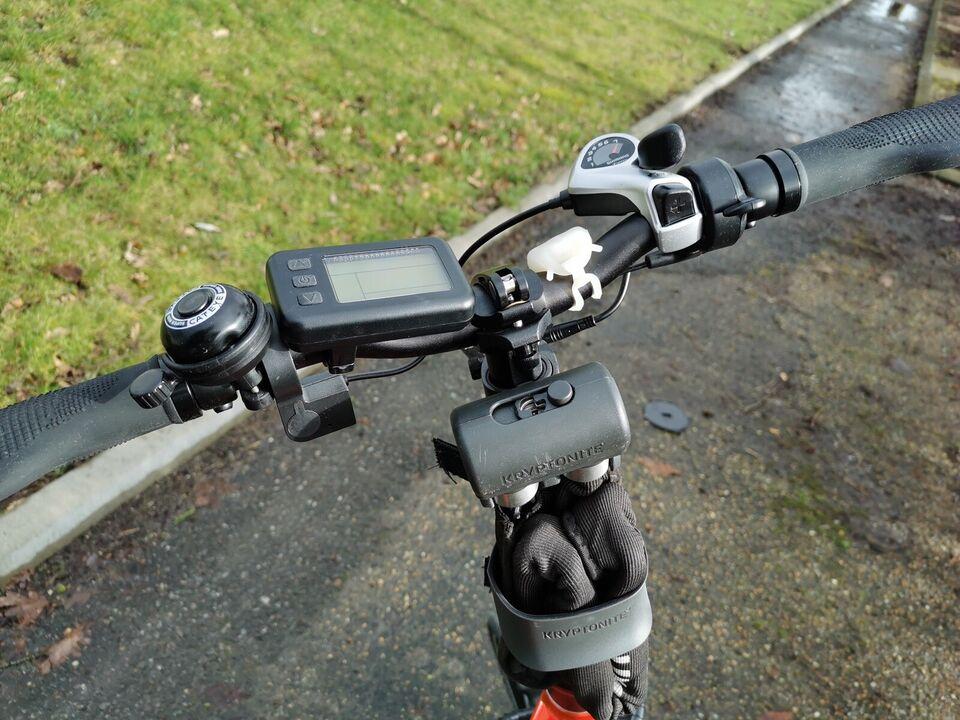 Elcykel, Mate Bike 2018, 7 gear