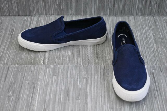 Shoes Womens Size 7m Navy Blue