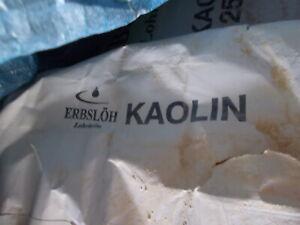 Tonerde-Kaolin-Pulver