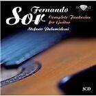 Fernando Sor - : Complete Fantasias for Guitar (2011)