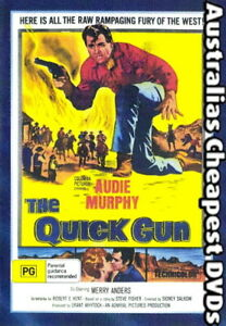 The-Quick-Gun-DVD-NEW-FREE-POSTAGE-WITHIN-AUSTRALIA-REGION-ALL