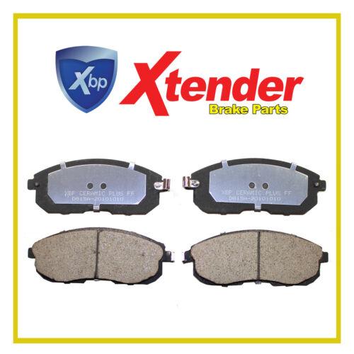 CD815A Front Ceramic Disc Brake Pads Set Kit for Renault Safrane Suzuki SX4