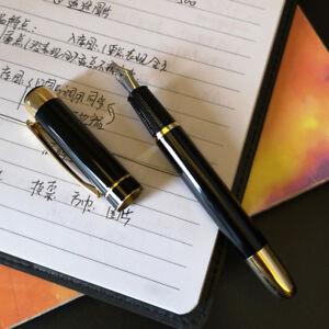 Nib for Fountain Pen Fude Calligraphy Gold Tone NEW Parts repair art drawing ink
