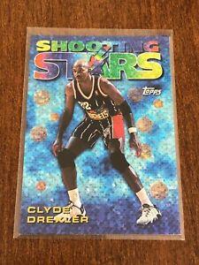 1997-98-Topps-Basketball-Season-039-s-Best-Clyde-Drexler-Houston-Rockets