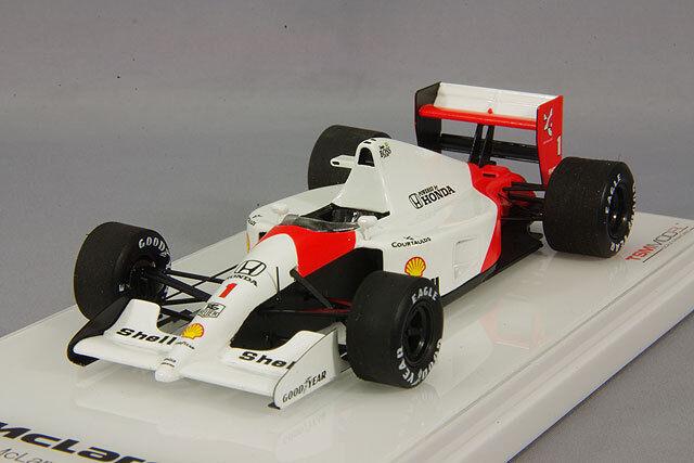 1 43 TSM McLaren MP4 6  1 1991 Japanese GP 2nd Place Senna TSM144334