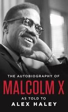 Black History Titles: The Autobiography of Malcolm X by Malcolm X. (1987, Paperback)