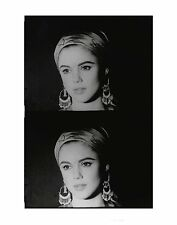 Screen Test: Edie Sedgwick, 1965 by Andy Warhol Art Print Pop Poster 11x14