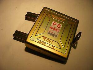 Details about 1994 Suzuki Swift P6 ECU ECM Engine Control Unit Computer  33920-66E60 1 3 4 cyl