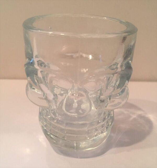 Shot Glass Skull