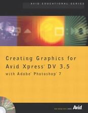 Creating Graphics for Avid Xpress DV 3.5 with Adobe Photoshop