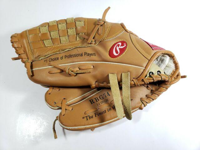 Rawlings Derek Jeter 12 Rbg74 Players Series Baseball Glove Left Handed Hand D For Sale Online