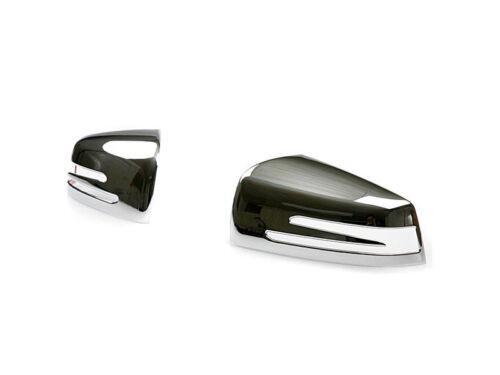 * For Mercedes BENZ W212 W221 W216 W204 Estate X204 Chrome Mirror Cover