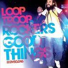 Good Things by Looptroop Rockers (CD, Nov-2012, Bad Taste)