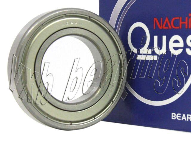 6003-2NSE C3 NACHI Ball Bearing EMQ 17x35x10mm 6003-2RS 6003 RS Qty-10