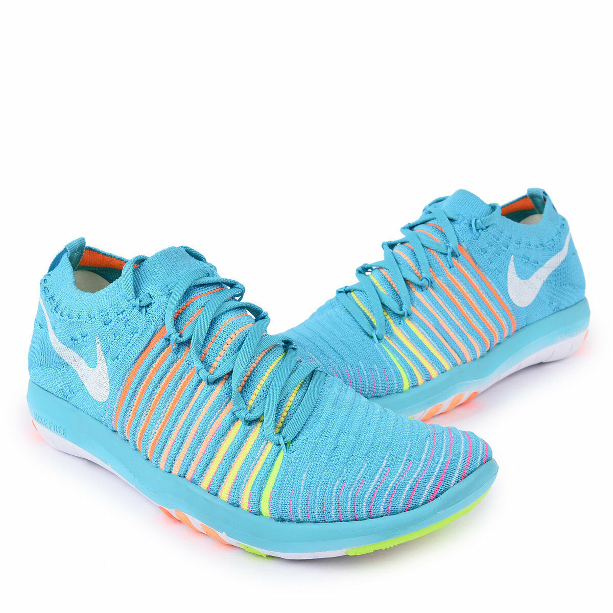 Nike WMNS Free Transform Transform Transform Flyknit Running shoes Trainers 833410 400  6.5 EU 37.5 788b3d