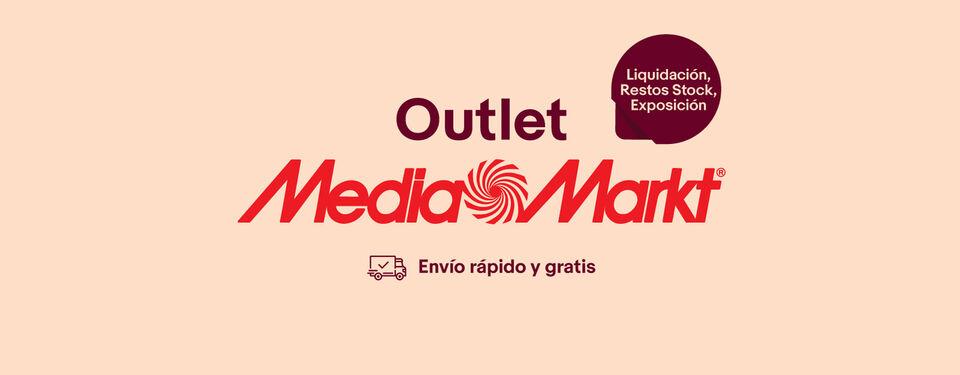 No te lo pierdas - Outlet MediaMarkt: hasta el -50%