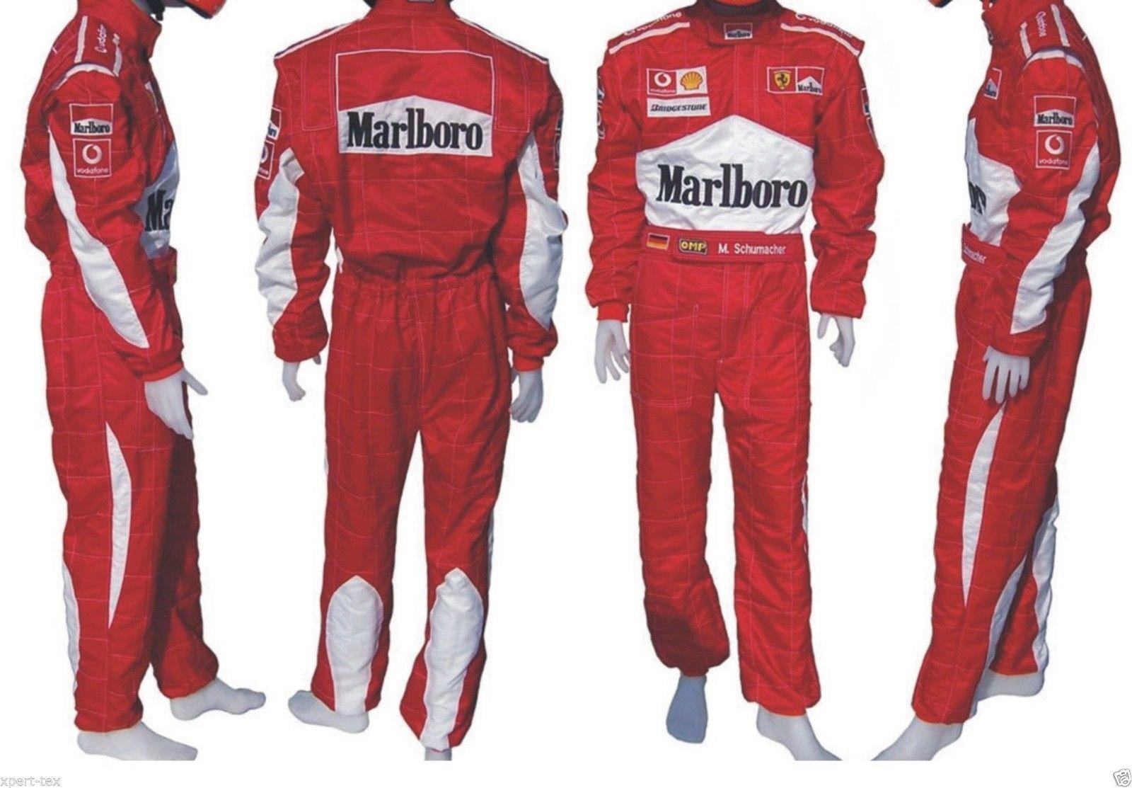 Marlbgold Go Kart Race Suit CIK FIA Level 2