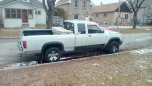 1996 Dodge Dakota SLT