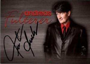 Andreas-Fulterer-Musik-Saenger-original-signierte-Autogrammkarte-AK-NEU-832-UH