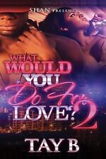 What Would You Do for Love 2 by Tay B. (2016, Paperback)