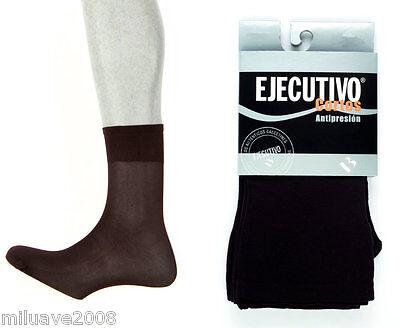 6 pares calcetines EJECUTIVO cortos, surtidos Berkshire puño relax 40 deniers