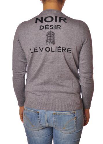 Le Cardigan Femme Voliere 4193528a183753 Gris r7UqrO5w