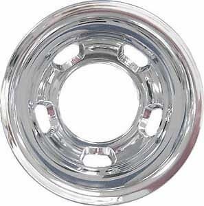 """Dodge ram 3500 17/"""" Dually Wheel Simulator oem copy rear  hubcap liner plastic"""
