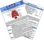 COPD - Medizinische Taschen-Karte von Nadine Kneip (2013)