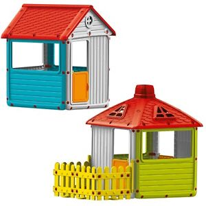 Childrens My First House Indoor Outdoor Playhouse Kids Summer