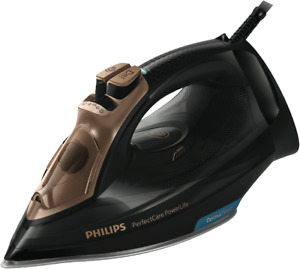 NEW Philips GC3929/64 PerfectCare PowerLife Black Steam Iron