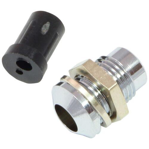 2-Vossloh SCHWABE versión LED wu-a-5 aussenreflektor cromo LEDs 5mm 856902