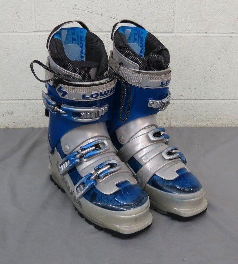 Lowa Struktura Lady Alpine Touring Ski Stiefel w Micro-Adjustable Buckles US 7