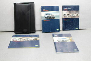 2006 land rover lr3 hse owners manual