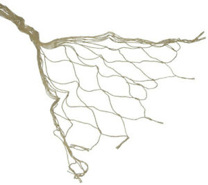 (Natural) - Beistle 50301-N Fish Netting, Natural Colour, 1.2m x 3.7m