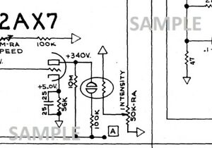Details about Fender Deluxe AA763 Tube Guitar Amplifier Schematic Diagram on technical drawing, functional flow block diagram, block diagram, tube map, piping and instrumentation diagram, one-line diagram, circuit diagram,